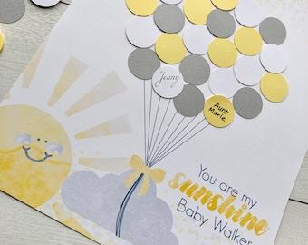 Sunshine Baby Shower Etsy