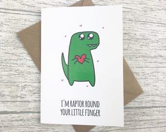 Cute Valentines Day Card Cute Birthday Card Funny Pun Card Etsy