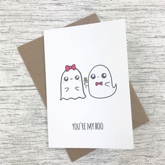 Susse Valentinstag Karte Niedlich Jahrestags Karte Lustige Etsy