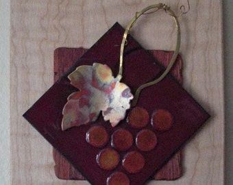 Grapes - Copper