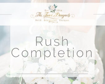 Rush Completion for Alice