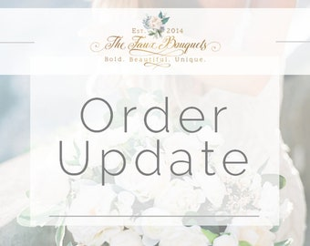 Order Update for Janet