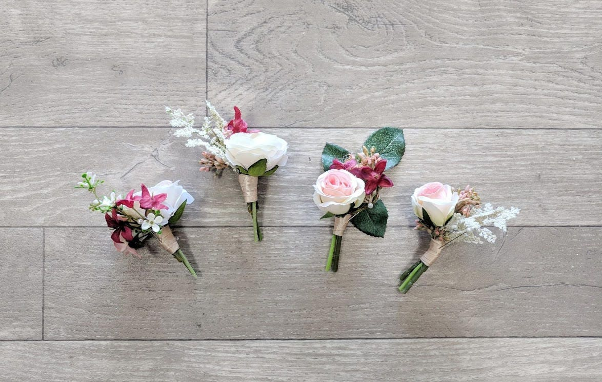 Boutonniere wedding flowers silk flowers wedding boutonniere boutonniere wedding flowers silk flowers wedding boutonniere silk flower boutonniere flower boutonniere artificial boutonniere junglespirit