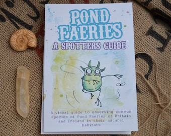 Pond faeries a Spotters Guide Childrens art book
