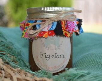 Fig Jam-8 ounce
