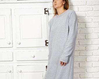 Schwarze Maxi Kleid lose Kaftan Kleid Abaya Kleid | Etsy