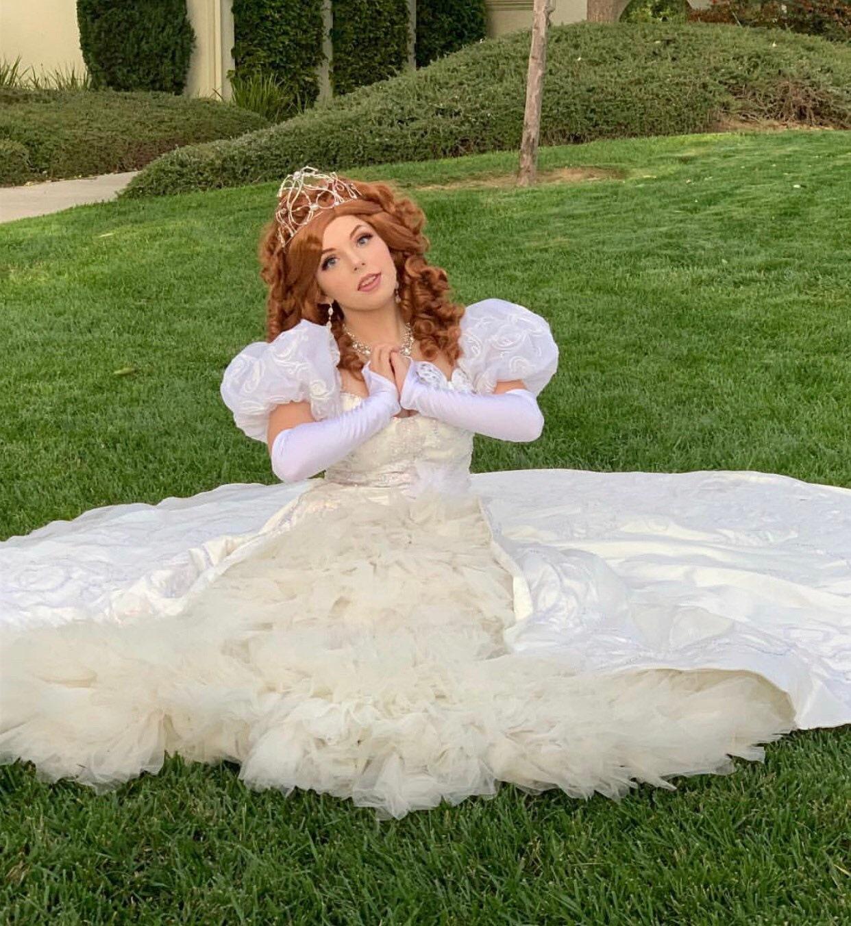 50: Enchanted Giselle Wedding Dress Art At Websimilar.org