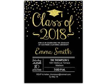 maroon graduation party invitation grad invite burgundy etsy