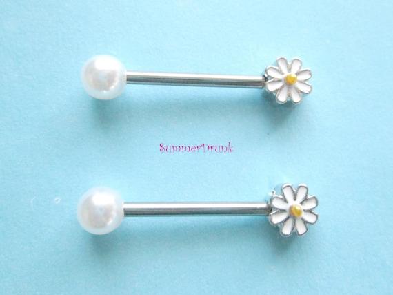 Nipple jewelry Pearl nipple jewelry Nipple ring Boho nipple ring Pearl nipple ring Nipple piercing Pearl nipple piercing