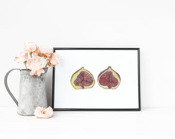 Little Figs A5 Print