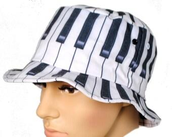 a59013f25aa Fair Trade Beanie Ska Piano Musical Festival Cap Hat Boonie Dog Novelty  Popcorn
