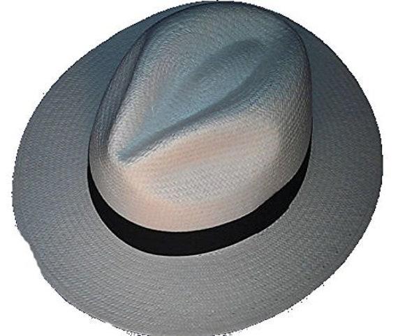 54d4140dd1c2 Genuine Ethical Trade Barranco Rolling Panama Hat 5 Sizes | Etsy