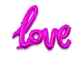 Ballon de Script amour