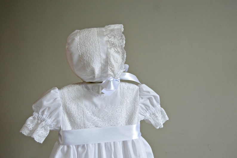 Unique Baby Gown.Nb-18M.Unisex.Custom your OWN outfit.Special celebration.Christening gown.Baptism.Naming day.Blessing.Heirloom ALEX