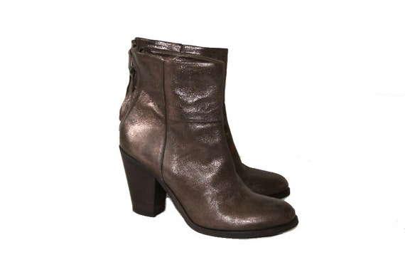Glitter Ankle Boots EUR 37