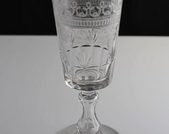Two wedding/friendship great wineglasses