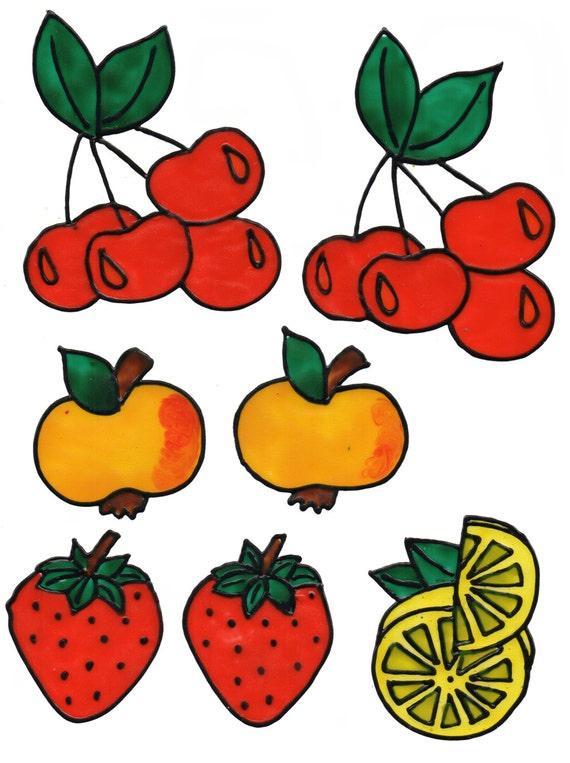 292 Window Color Bild Fensterbild Sticker Osterhase Handarbeit