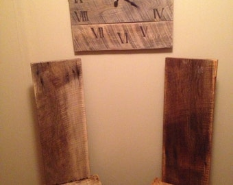 Barnwood Chairs (Set of 2)