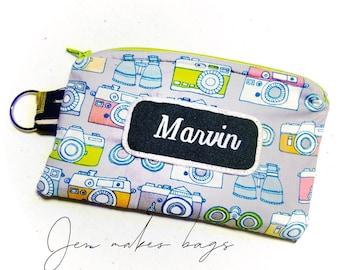 marvin - small zipper bag