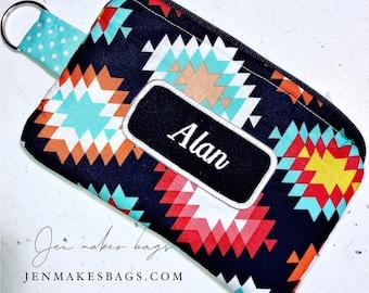 alan - small zipper bag