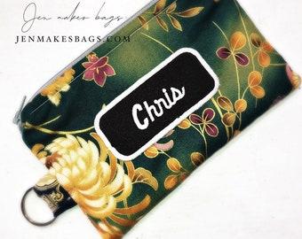 chris - small zipper bag