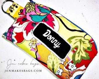 donny - small zipper bag