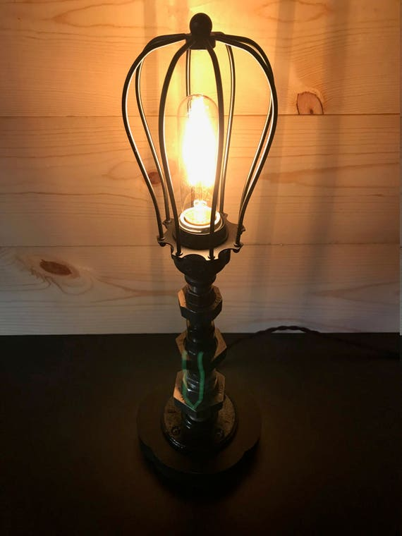 Edison Lamp Steampunk Lamp Light House Lamp Lighthouse | Etsy
