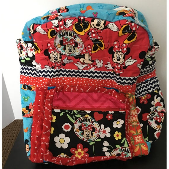 LICENSED OVERNIGHT BAGS-Minnie