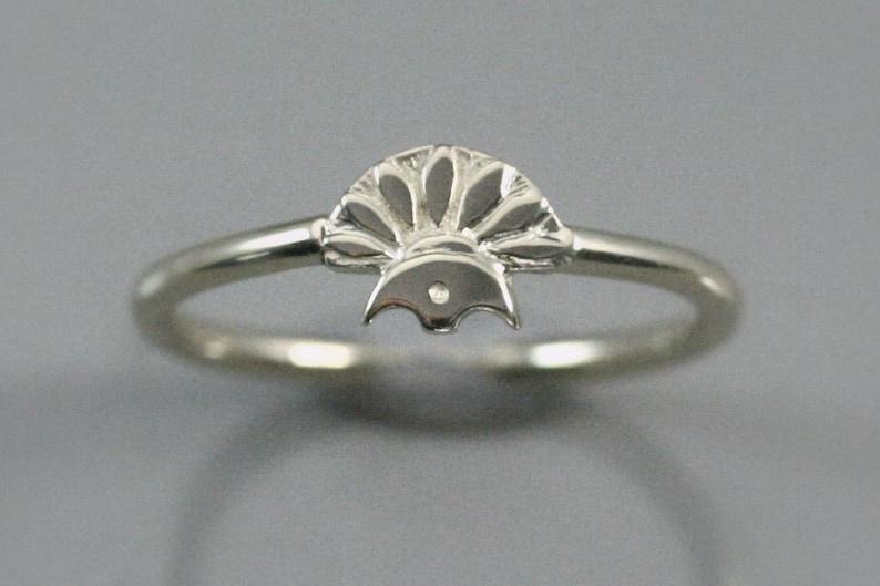 402648cf339f7 Art deco silver ring, delicate lotus egyptian ring, silver lotus flower  ring, silver women ring, antique jewelry, art deco jewelry, wedding