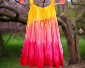 Hippie summer dress | Etsy