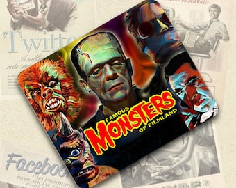 Monsters Mousepad Mouse Pad Great Gift Idea LMP688