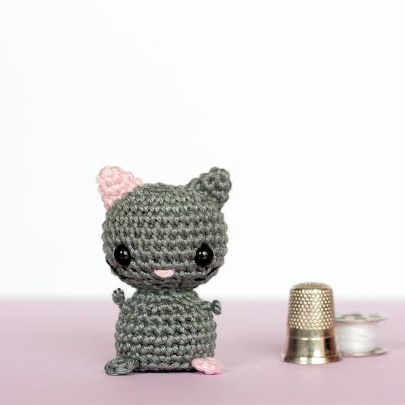 Peluche gato crochet amigurumi amigurumi gato gatito peluche | Etsy