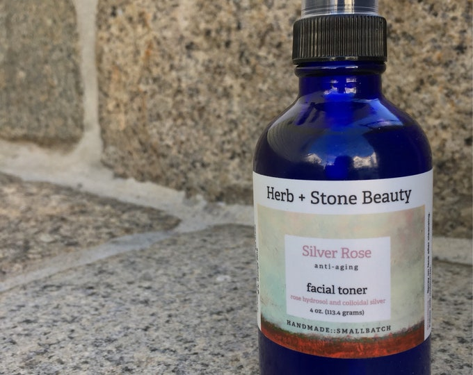 Featured listing image: Silver Rose Anti-Aging Toner