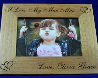 Gift For New Parents ~ Baby Frame ~ Custom Frames ~ New Baby Gift ~ Picture Frames ~ Frames For Baby ~ Gift For Mom ~ Gift For Dad ~ Grandma