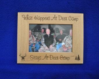 Christmas Gift For Him | Hunting | Hunting Gift | Gift For Hunter | Hunting Picture Frame | Gift For Grandpa | Deer Camp | Deer Season |