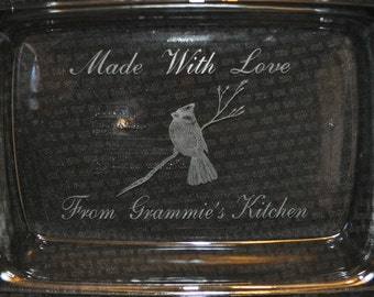 Birthday Gifts For Mom ~ Mothers Day Gifts ~ Personalized Pan ~ Gift For Grandma ~ Shower Gift ~ Wedding Gift ~ Birthday Gift ~ Ships Fast
