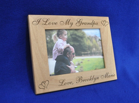 Fathers Day Gifts Birthday Gift For Dad Baby Frame Etsy