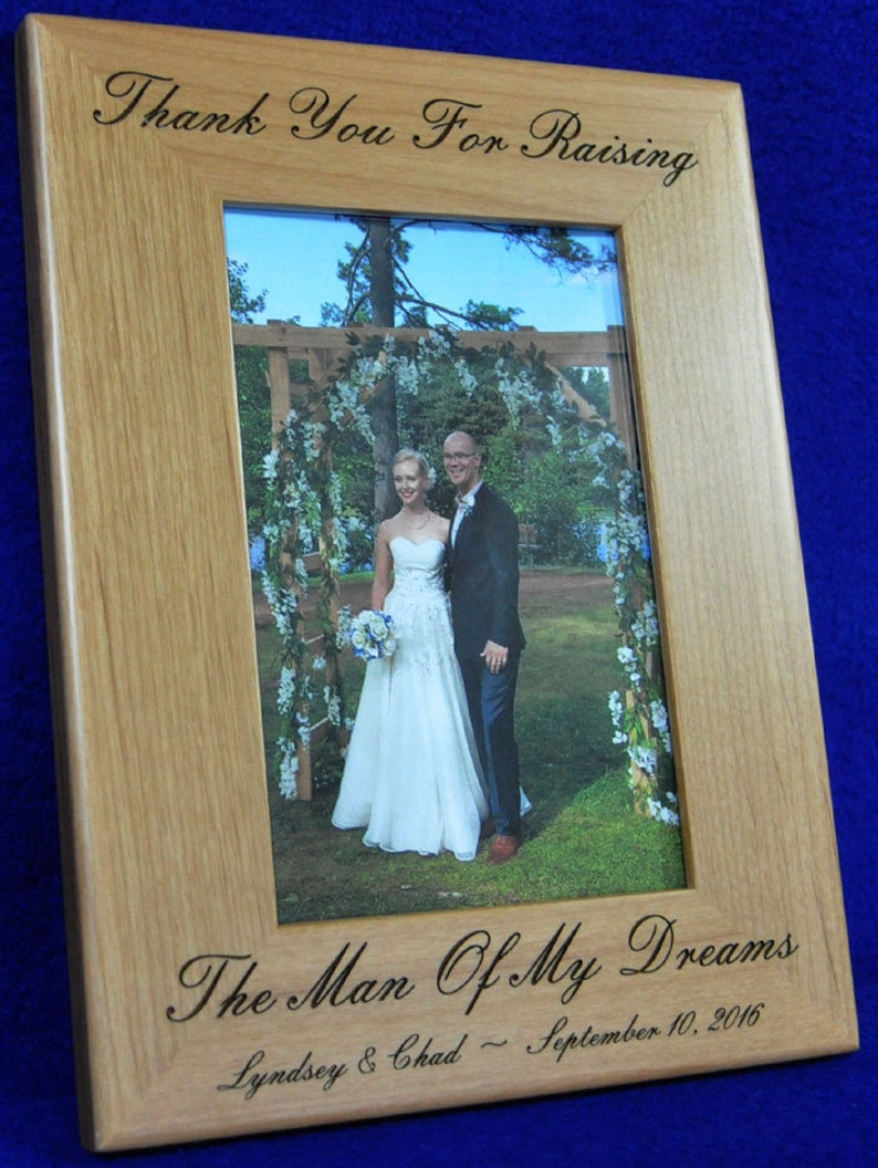 Parents Of The Groom Gift  Mother Of The Groom  Father Of image 1