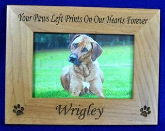 Pet Frames ~ Loss Of Dog ~ Pet Loss Frame ~ Dog Frame ~ Pet Loss Gift ~ Engraved Pet Frame ~ Loss Of Pet Frame ~ Loss Of Cat ~ Pet Sympathy