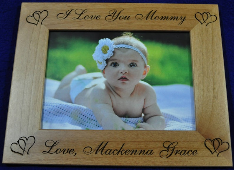 Birthday Gift For Mom  To Mommy From Baby  New Baby Gift  image 0