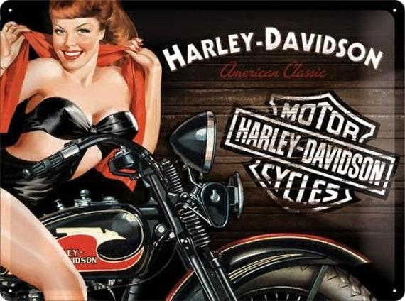 Harley Davidson Jacket Coat Biker Motorcycle Nylon