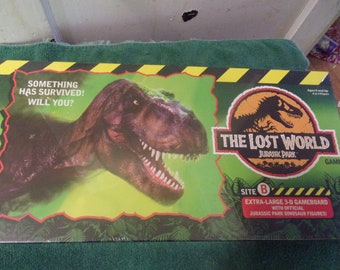 The lost world toys | Etsy