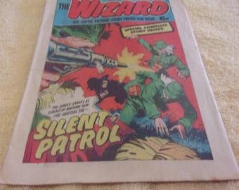 1977 The Wizard British Story