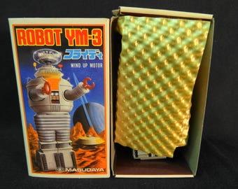 Vintage 1985 Lost in Space Robot Masudaya YM-3