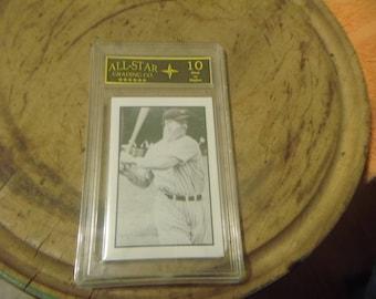 Graded 10 - 1984 R.G.I. Lou Gehrig #17 Card