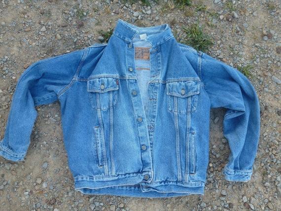 jeans jacket C17