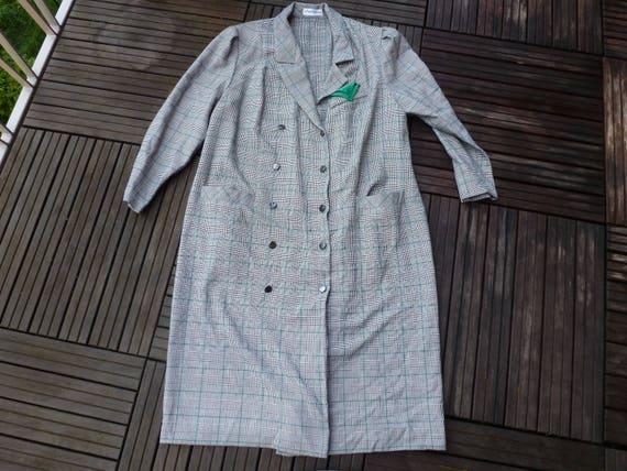 dress vintage blazer