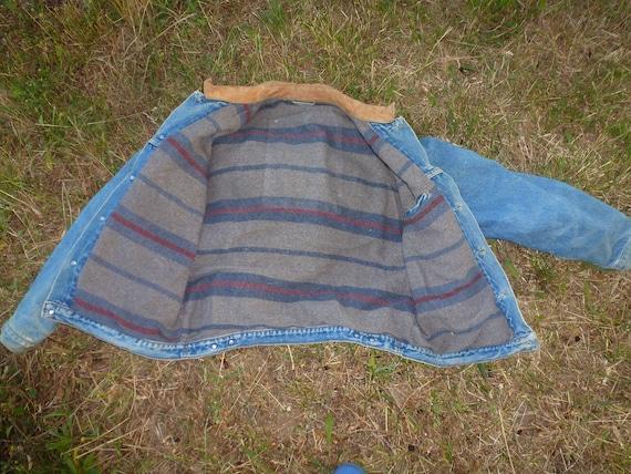 vintage jeans jacket