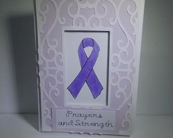 Cancer Awareness Cards