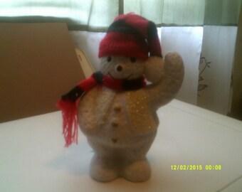 Ks Collection Waving Snowman